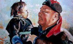 """Монголынхоо сайхан аавууддаа """"Аавуудын баярын өдөр""""-ийн мэнд хүргэе"""