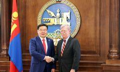 Г.Занданшатар: АНУ-БНАСАУ-ын дараагийн дээд хэмжээний уулзалтыг Монгол Улсад зохион байгуулах боломжтой