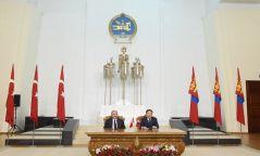 Мустафа Шентоп: Турк, Монголын эдийн засгийн харилцаа нь бусад салбарын харилцааг түүчээлнэ хэмээн найдаж байна