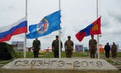 """""""Сэлэнгэ 2019"""" сургуулилалтын үеэр ЗХУ-ын 13 дайчны шарилыг олжээ"""