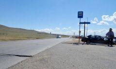 Налайх, Чойрын уулзвар хүртэлх 20.9 км авто замыг энэ онд багтаан ашиглалтад оруулна