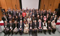 """Эрүүл мэндийн сайд Д.Сарангэрэл """"Нянгийн тэсвэржилт-Нэг эрүүл мэнд"""" олон улсын бага хуралд оролцож үг хэллээ"""