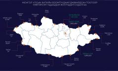 2018 оны жилийн эцсийн байдлаар Монгол Улсад 529 мянга гаруй жуулчид иржээ