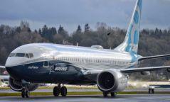 "ИНЕГ ""MaxBoeing 737 ""-ын нислэгийг түр хугацаагаар зогсоолоо"