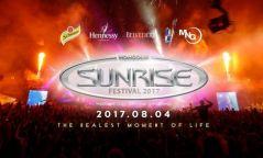 """""""Sunrise festival-2017"""" шоуны тов гарчээ"""