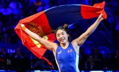 Өнөөдөр C.Батцэцэгт Монгол Улсын Хөдөлмөрийн баатар цол хүртээх ёслол болно