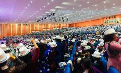 Монголын эмэгтэйчүүдийн холбооны ерөнхийлөгчөөр Б.Оюунгэрэл сонгогджээ