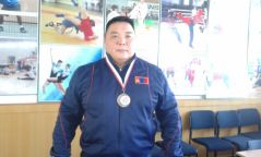 Дэлхийн дээд амжилтанд Монгол хүн бүртгэгдлээ