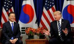 Трамп Хойд Солонгост хориг тавих арга хэмжээг өргөжүүлэх шинэ тушаалд гарын үсэг зурав