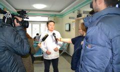 С.Хүрэлсүх: Иргэдийн 80 хувь нь хавдарын хүнд шатандаа орсон хойно эмнэлэгт хандаж байна
