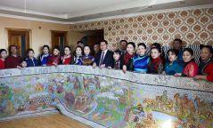 """""""Монголын нууц товчоо""""-г соёлын өвд бүртгүүлэх ёслол Чингисийн талбайд болно"""