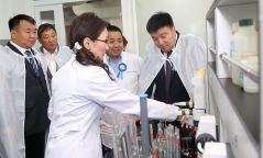 Усны төв лаборатори 60-70 төрлийн шинжилгээ хийнэ