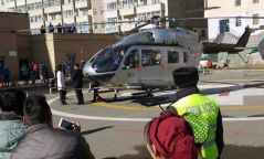 Фото: Нисдэг тэргээр түргэн тусламжийн үйлчилгээ үзүүлж эхлэв