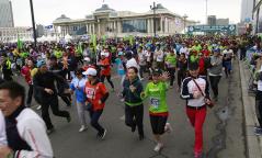 Үзэсгэлэнт Улаанбаатар өртөөт марафоны олон улсын анхдугаар тэмцээн болно