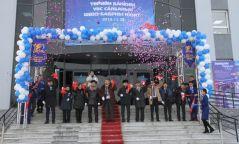 ТӨРИЙН БАНК Улаангом хотод шинэ байраа ашиглалтад орууллаа