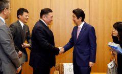 Япон Улсын Засгийн газар 850 сая хүртэл ам.долларын  зээл олгохоор боллоо