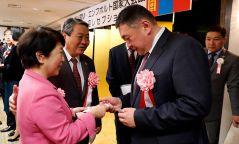 Улсын Их Хурлын дарга М.Энхболдын Япон Улсад хийж буй албан ёсны айлчлал эхэллээ