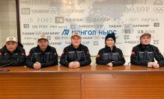 Монголын тамирчид Дакар раллид уралдахад бэлэн