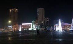 Төв талбайн шинэ жилийн баярын тоглолт 22:00 цагаас эхэлнэ