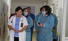 Хүүхдийн нэгдүгээр эмнэлэгт гэнэтийн шалгалт хийжээ