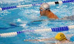 Усан сэлэлтийн төрлөөр Б.Элбэрэлт тусгай олимпоос алтан медаль хүртлээ