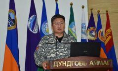 Монгол Улсын Шадар сайдаар ахлуулсан ажлын хэсэг Дундговь аймагт ажиллалаа