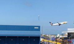 Монголын тусгай үүргийн онгоц АНУ-руу хоёр дахь нислэгээ үйлдлээ