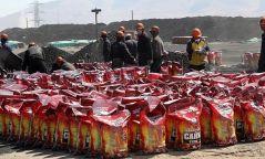 Сайжруулсан шахмал түлшний нөөц 32313 тонн байна