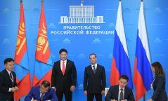 """ХХБанк """"Оросын Экспортын Зээл, Хөрөнгө Оруулалтын Даатгалын Агентлагтай """"Хамтын ажиллагааны санамж бичиг""""-т гарын үсэг зурлаа"""