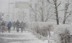 Өнөө маргаашдаа ихэнх нутгаар цас орж, хүйтний эрч чангарна