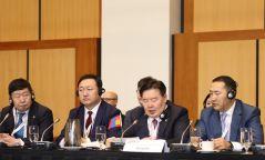 Г.Занданшатар: Энэ зууны дунд гэхэд Монгол Улс нүүрстөрөгчийг саармагжуулж чадна