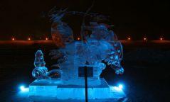 Олон улсын мөсөн баримлын уралдаанд монгол залуус түрүүлжээ