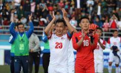 Монголын хөлбөмбөгийн баг түүхэндээ анх удаа  ДАШТ-ий  УРЬДЧИЛСАН ШАТАНД ШАЛГАРЛАА