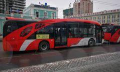"""""""Эко"""" цахилгаан автобус туршилтаар явж эхэллээ"""