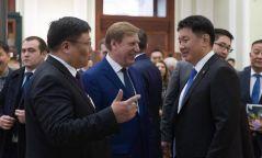 У.Хүрэлсүх Москва хотод болж буй Бизнес форумд үг хэлэв