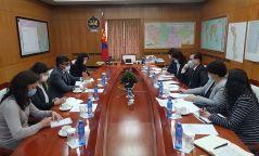 АХБ: Монгол Улс дэлхийд үлгэрлэж байна