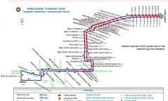 """Нийтийн тээврийн Ч:29 """"Сэлбэ амралт-МУБИС-Вокзал"""" чиглэлд өөрчлөлт орууллаа"""