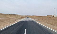 Байдрагийн гүүр-Алтай чиглэлийн эхний 30 километр замыг ашиглалтад хүлээн авлаа