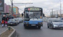 Нийтийн тээврийн автобуснуудад суурилуулсан дүрс бичлэгийн камераар баримтжуулан хариуцлага хүлээлгэнэ
