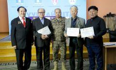 """Монгол Улсын 70-96 насны """"Ардын"""" цолтнууд хандивын аянд нэгдлээ"""