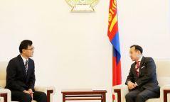 Чай Вэньруй: Монголын ард түмний халуун сэтгэлийг Хятад Улс хэзээ ч мартахгүй