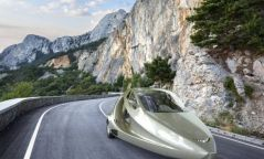 Дэлхийн анхны нисдэг спорт машин 117 мянган долларын үнэтэй