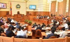Чуулган: Улсын бүртгэлийн багц хууль батлагдлаа