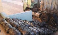 600 кг дэрвэгэр жиргэрүү, 919 кг мана чулуу зэргийг нүүрсээр далдалж, хилээр гаргахыг завджээ