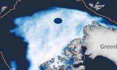 Арктикийн далайн мөсний түүхэн дэх 2 дахь бага түвшинд хүрлээ