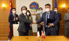Япон улс Монголд 883 сая иений буцалтгүй тусламж үзүүлэхээр боллоо