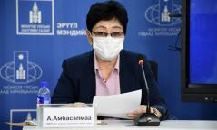 А.Амбасэлмаа:33 хүнээс коронавирус илэрлээ