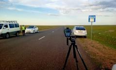 Орон нутгийн замд хурд хэмжих шалгалтыг эрчимжүүлжээ