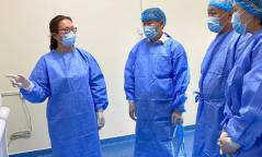 Эрүүл мэндийн байгууллагуудад ашиглаж буй ПГУ аппаратад шалгалт хийлээ