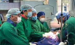 Монгол улсад анх удаа стент суулгах мэс заслыг амжилттай хийж гүйцэтгэжээ